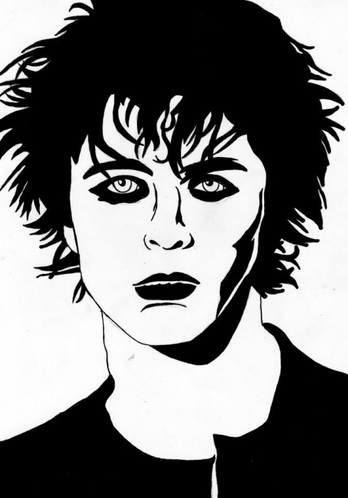 Billie Joe Armstrong by Paige_M